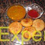 Sattu Ki Kachori Recipe - How To Make Stuffed Sattu Kachori Recipe